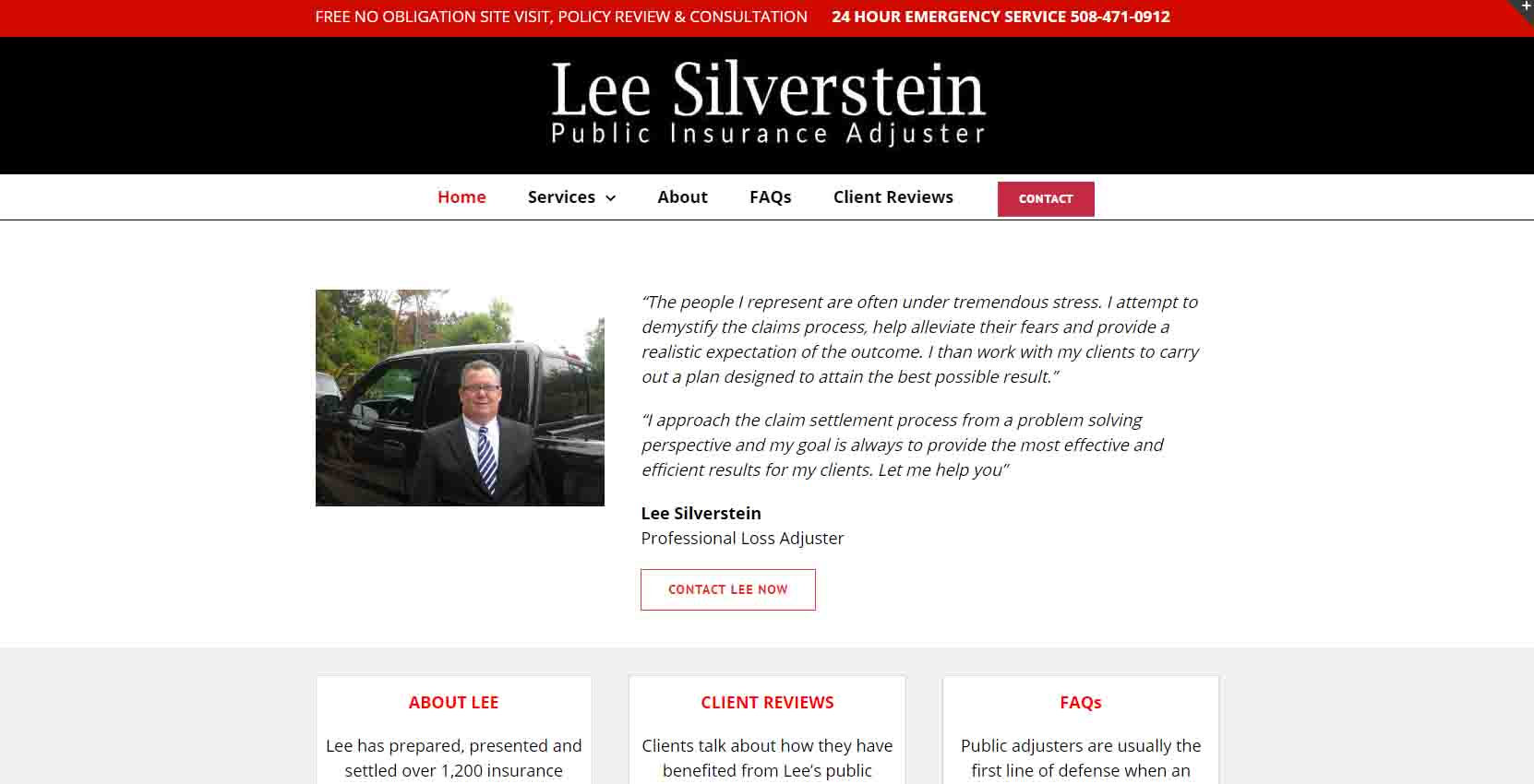 Lee Silverstein Public Insurance Adjuster